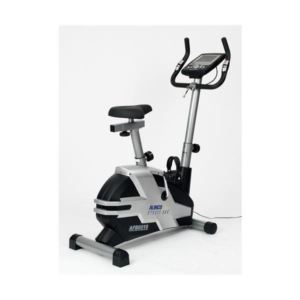アルインコ/ALINCO プログラムバイク6010 型番:AFB6010 トレーニングマシン/エクササイズ