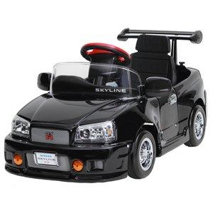 電動バッテリーカー スカイライン GT-R R34 - 拡大画像