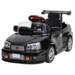 電動バッテリーカー スカイライン GT-R R34