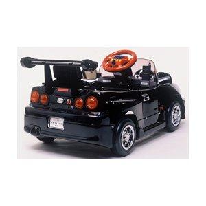 押手付ペダルカー スカイライン GT-R R34