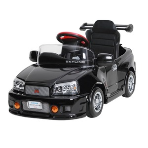 ペダルカー スカイライン GT-R R34