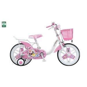 幼児用自転車 ディズニープリンス 18インチ - 拡大画像