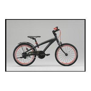 幼児用自転車 ブリジストン レべナ 18インチ ブラック - 拡大画像