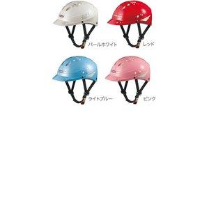 OGK 幼児用ヘルメット ミルポップ8 ブルー