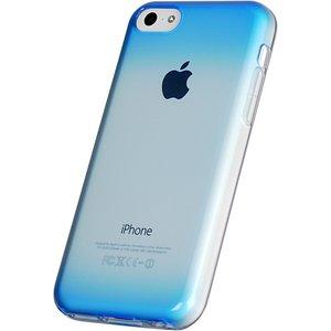 iPhone5c用TPUソフトケース 染 - 拡大画像