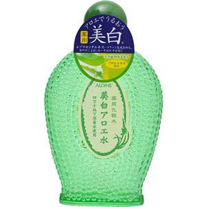 アロインス 美白アロエ水 薬用化粧水 150ml - 拡大画像