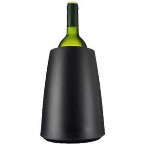 バキュバン ワインクーラー ブラック - 拡大画像