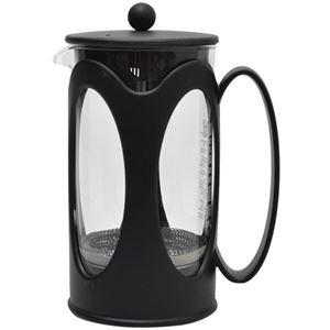bodum(ボダム) ケニヤフレンチプレスコーヒーメーカー 1.0L ブラック 10685-01 - 拡大画像