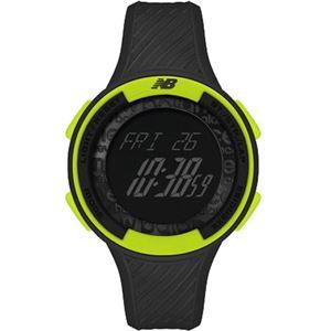ニューバランス 腕時計 ランニングウォッチ ST-507-002 ブラック - 拡大画像