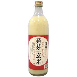 (まとめ買い)国菊 発芽玄米 あまざけ 720ml×22セット