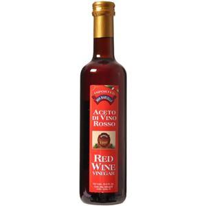 (まとめ買い)ドン・マルチェッロ 赤ワインビネガー 500ml×8セット - 拡大画像