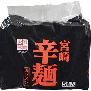 (まとめ買い)響 宮崎辛麺 5食入×25セット