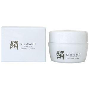 絹 KinuHada II premium オールインワン エッセンシャルクリーム 60g - 拡大画像
