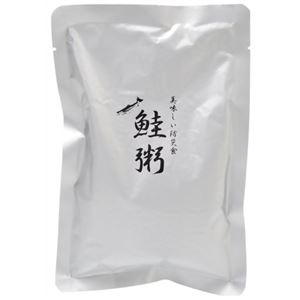 (まとめ買い)美味しい防災食 鮭粥 230g×18セット - 拡大画像