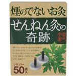 (まとめ買い)せんねん灸の奇跡 煙の出ないお灸 レギュラー 50点入×2セット
