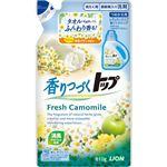 (まとめ買い)香りつづくトップ フレッシュカモミール つめかえ用 810g×22セット