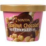 (まとめ買い)ソントン ゴールドセレクション ヘーゼルショコラクリーム 140g×24セット