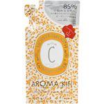 (まとめ買い)アロマキフィ コンディショナー モイスト&スムース ベルガモット&ネロリの香り つめかえ用 380ml×3セット