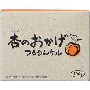 (まとめ買い)杏のおかげ つるるんゲル 100g×2セット - 拡大画像