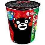 (まとめ買い)【ケース販売】くまモンの熊本ラーメンだモン! 67g×12個×3セット