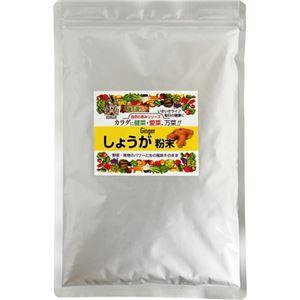 (まとめ買い)健康王国 自然の恵みシリーズ しょうが粉末 220g×2セット