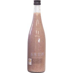 (まとめ買い)赤米甘酒 775g×5セット