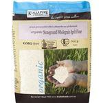 (まとめ買い)キアラピュアフーズ 有機スペルト小麦全粒粉 700g×6セット