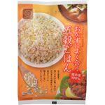(まとめ買い)旭食品 おかずによく合う五穀ごはん 120g×7セット