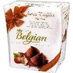 (まとめ買い)ベルジャンチョコレート ココアトリュフ ヘーゼルナッツ 200g×4セット