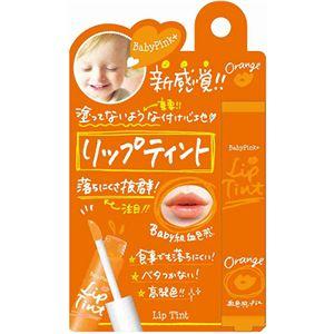 (まとめ買い)ベビーピンクプラス リップティント 03オレンジ×6セット