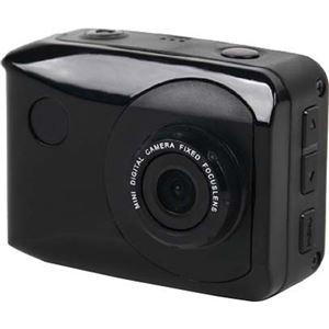 (まとめ買い)フルハイビジョンスポーツアクションカメラ ZERO-AMC5299 ブラック×2セット
