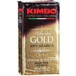 (まとめ買い)キンボ エスプレッソイタリアーノ(粉) ゴールド 250g×3セット