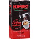 (まとめ買い)キンボ エスプレッソイタリアーノ(粉) ナポレターノ 250g×4セット