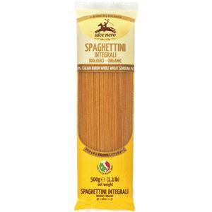 (まとめ買い)アルチェネロ 有機全粒粉スパゲッティーニ 500g×5セット