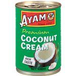 (まとめ買い)アヤム ココナッツクリーム プレミアム 400ml×3セット
