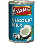 (まとめ買い)アヤム ココナッツミルク 400ml×4セット