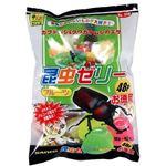 (まとめ買い)フルーツ昆虫ゼリー 48個入×3セット