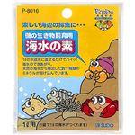 (まとめ買い)磯の生き物飼育用海水の素×10セット