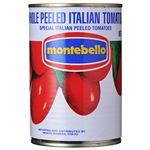 (まとめ買い)モンテベッロ ホールトマト 400g×8セット