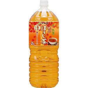【ケース販売】伊藤園 おーいお茶 絶品ほうじ茶 2L×6本