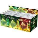 (まとめ買い)伊藤園 よく出るおいしいプレミアムティーバッグ アソート 60袋入×5セット