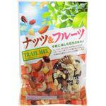 (まとめ買い)共立食品 ナッツ&フルーツ(トレイルミックス)徳用 140g×12セット
