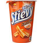 (まとめ買い)【ケース販売】フリトレー スティービー コンソメ味 65g×12個×5セット