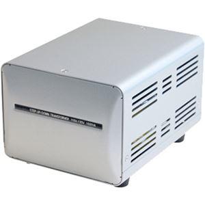 カシムラ アップダウントランス 100/110-130V 1500W NTI-149