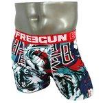 FREEGUN(フリーガン) ボクサーパンツ メンズ アンダーウェア インナー 男性下着 下着 メンズボクサーパンツ ギフト プレゼント 誕生日プレゼント FG28/JAP  840004 (02.レッド Mサイズ)