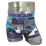 FREEGUN(フリーガン) ボクサーパンツ メンズ アンダーウェア インナー 男性下着 下着 メンズボクサーパンツ ギフト プレゼント 誕生日プレゼント 840007 FG28 SUM (01.サックス L)