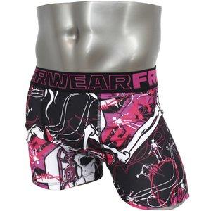 FREEGUN(フリーガン) ボクサーパンツ メンズ アンダーウェア インナー 男性下着 下着 メンズボクサーパンツ ギフト プレゼント 誕生日プレゼント 840029 FG13 FIREHEAD (L)