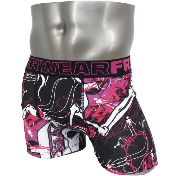 FREEGUN(フリーガン) ボクサーパンツ メンズ アンダーウェア インナー 男性下着 下着 メンズボクサーパンツ ギフト プレゼント 誕生日プレゼント 840029 FG13 FIREHEAD (L)f00