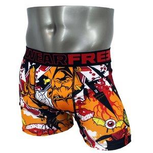 FREEGUN(フリーガン) ボクサーパンツ メンズ アンダーウェア インナー 男性下着 下着 メンズボクサーパンツ ギフト プレゼント 誕生日プレゼント 840033 FG14 FRANKY (M)