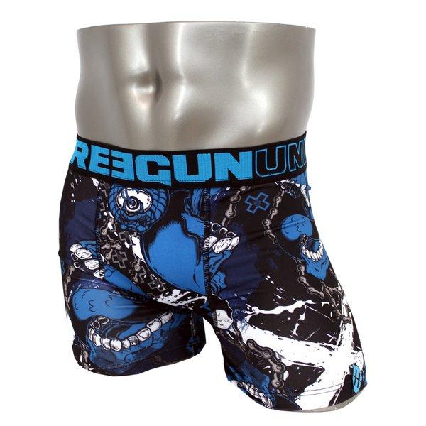 FREEGUN(フリーガン) ボクサーパンツ メンズ アンダーウェア インナー 男性下着 下着 メンズボクサーパンツ ギフト プレゼント 誕生日プレゼント 840034 FGXG SNAKE (M)f00
